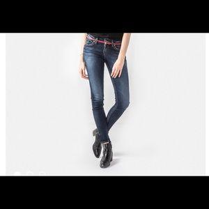 Silver Jeans Suki Jegging Sz 28